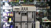 Juul, la e-cigarette au parfum de scandale débarque en Belgique
