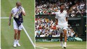 Malgré un bon 1er set, Goffin s'incline en quarts face à Djokovic à Wimbledon