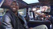 Re-découvrez Omar Sy dans Hep Taxi ! dimanche 8 mars à 22h45 sur La Deux