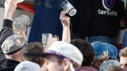 Les étudiants ont fortement diminué leur consommation d'alcool