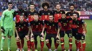 Les Diables Rouges grimpent à la cinquième place du classement FIFA