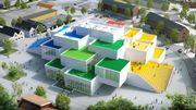 """Lego dévoile sa future """"Maison de la brique"""" au Danemark"""