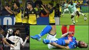 Dortmund, Witsel et Hazard renversent l'Inter de Lukaku, Denayer gagne, Mertens partage