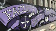 Liège: le street art aux portes de l'Université