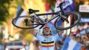 Remco Evenepoel écrase la concurrence et s'offre un deuxième maillot arc-en-ciel chez les juniors
