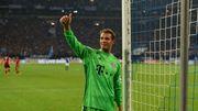 Manuel Neuer dans la sélection du Bayern Munich pour la finale de la coupe d'Allemagne