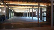 Dison : le nouvel Espace 58 s'installe dans une ancienne usine textile