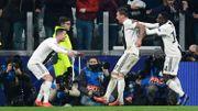 Le talent offensif de Cristiano Ronaldo et de Mario Mandzukic a suffi au bonheur de la Juve