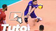 Le Tuto: quel est le rôle du libéro au volley?