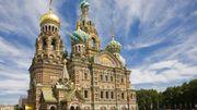 La balade de Carine : Saint-Pétersbourg