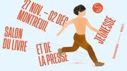 """""""Sans foi ni loi"""", un western pour ados, Pépite d'or du Salon du livre de jeunesse de Montreuil"""
