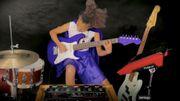 """[Zapping 21] Nandi Bushell reprend """"Immigrant Song"""" de Led Zeppelin pour l'anniversaire de Jimmy Page"""