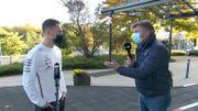 Journée folle pour Stoffel Vandoorne, à deux doigts de rouler au GP d'Eifel