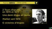 Ces Belges qui ont porté le maillot jaune: Patrick Sercu ? C'était le Merckx de la piste !