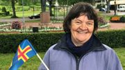 Sissi Uunila, infirmière à Aland depuis 35 ans