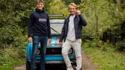 Deux jeunes amis s'apprêtent à parcourir 6000km pour la bonne cause