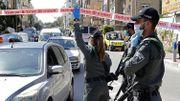 L'armée a été appelée en renfort pour faire respecter les mesures de confinement à Bnei Brak
