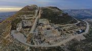 En Cisjordanie, le palais du roi Hérode s'offre une seconde jeunesse