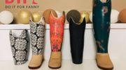 « Do It For Fanny » « faites-le pour Fanny », c'est le cri du cœur de l'asbl « DIFF » créée pour récolter des fonds afin de financer des équipements adaptés