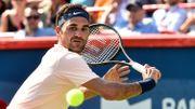 Roger Federer en finale du Masters 1000 de Montréal