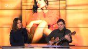 """Viktor Lazlo nous offre """"Lola et Jim"""" en version acoustique ce matin... C'est cadeau !"""