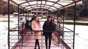 Belle visite de Bruxelles dans le clip de Blondy Brownie