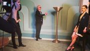 Emma Stone, Jennifer Aniston, Alicia Vikander... incroyables photos express aux Oscars