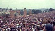 Festival anniversaire pour Woodstock