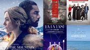 Le programme de la semaine : Idris Elba et Kate Winslet perdus dans la montagne, l'éléctro-choc Detroit et enfin les premières images exclusives de La La Land en concert !