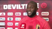 """Romelu Lukaku avant sa 100e cap: """"Je compte encore jouer longtemps et gagner un trophée avec les Diables!"""""""