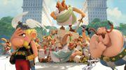 Un album illustré d'Astérix à Noël pour accompagner le prochain film du héros gaulois