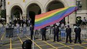 Taïwan: la justice saisie de la question du mariage gay