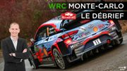 """Le """"Sordo challenge"""" de Neuville, le sinistre total de Tanak: Un vendredi sur le Monte-Carlo"""