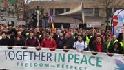 Un millier de personnes à la marche pour la liberté et le respect ce dimanche à Bruxelles