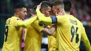 Le Standard arrache un précieux succès dans les arrêts de jeu face à Francfort