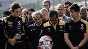 Au lendemain de l'accident, le paddock F1 toujours choqué par le décès d'Anthoine Hubert