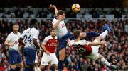Vertonghen provoque un penalty, se fait exclure et s'incline contre Arsenal avec les Spurs