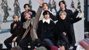 BTS annonce un nouveau concert virtuel en juin