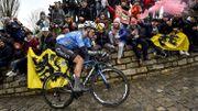 Michael Goolaerts aura un secteur pavé à son nom sur Paris-Roubaix