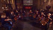 Silent Night interprété par huit violoncelles, la magie de Noël opère