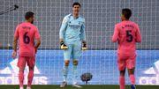Un Real Madrid en manque d'idées s'incline face au promu Cadix, Courtois impuissant