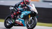 Fabio Quartararo encore en pole position au GP des Pays-Bas