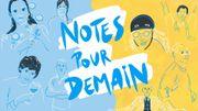 """""""Notes pour demain"""", le podcast qui imagine la Belgique post-covid!"""