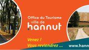 L'Office du Tourisme de Hannut est situé Place Henri Hallet, 27/1 (Ancien Hôtel de Ville)