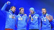 L'équipe de Russie de biathlon visée par une enquête sur le dopage en Autriche