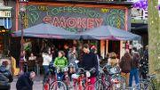 Amsterdam envisage d'interdire les coffeeshops aux touristes
