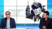Gérard Lanvin, sans langue de bois sur son premier album, réalisé par son fils Manu