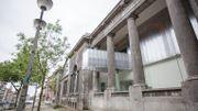 Ouverture du BPS22, Musée d'art de la Province de Hainaut à Charleroi