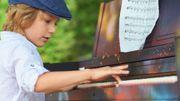 Media 21: La musique, c'est capital pour les enfants, et c'est un joueur de foot qui le dit!