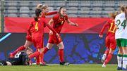 Les Red Flames renouent avec la victoire face à l'Irlande